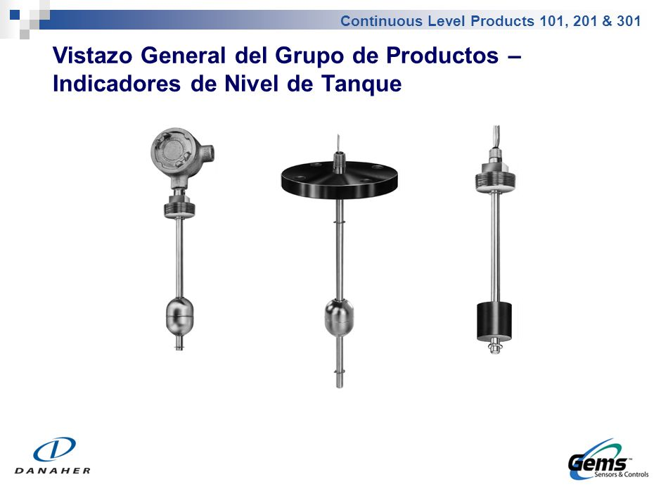 Vistazo General del Grupo de Productos - INT