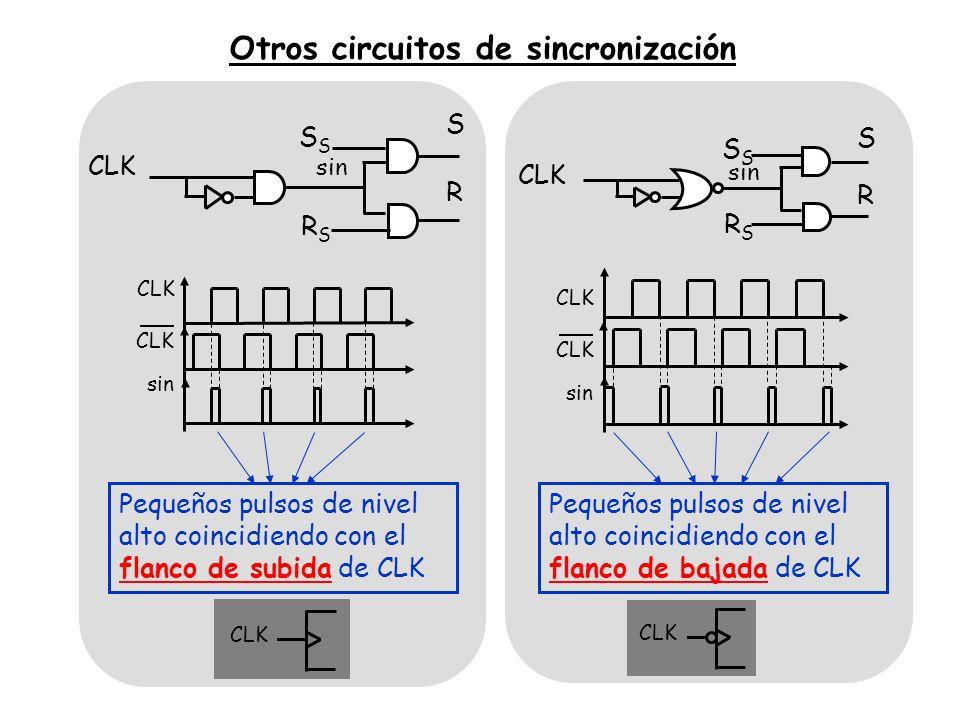 Otros circuitos de sincronización