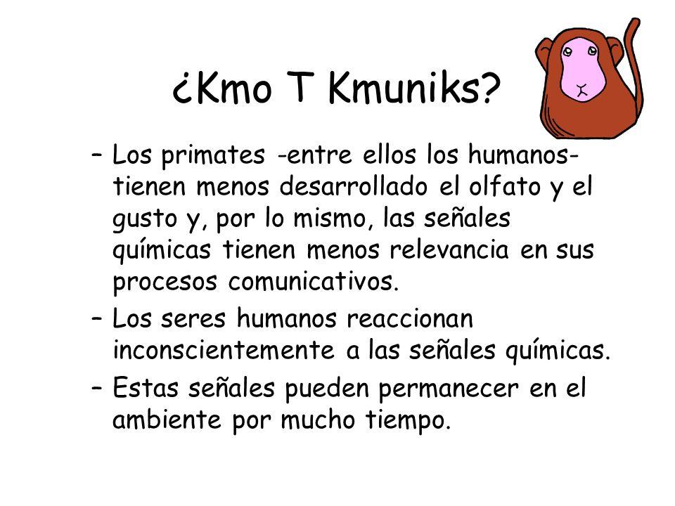 ¿Kmo T Kmuniks
