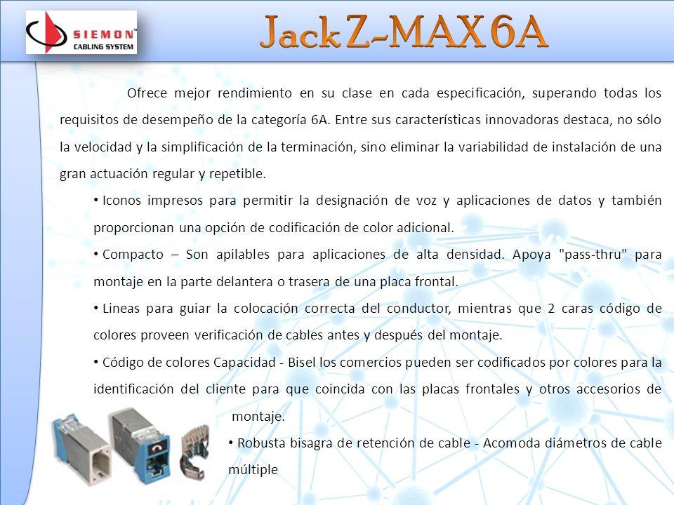 Jack Z-MAX 6A