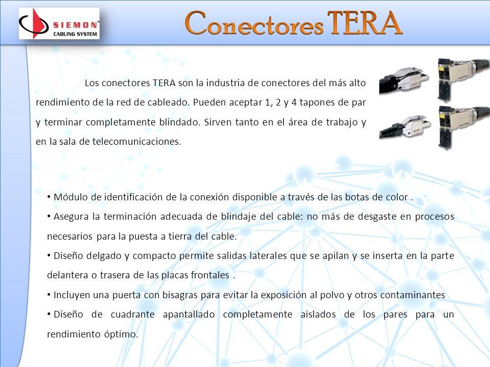 Conectores TERA
