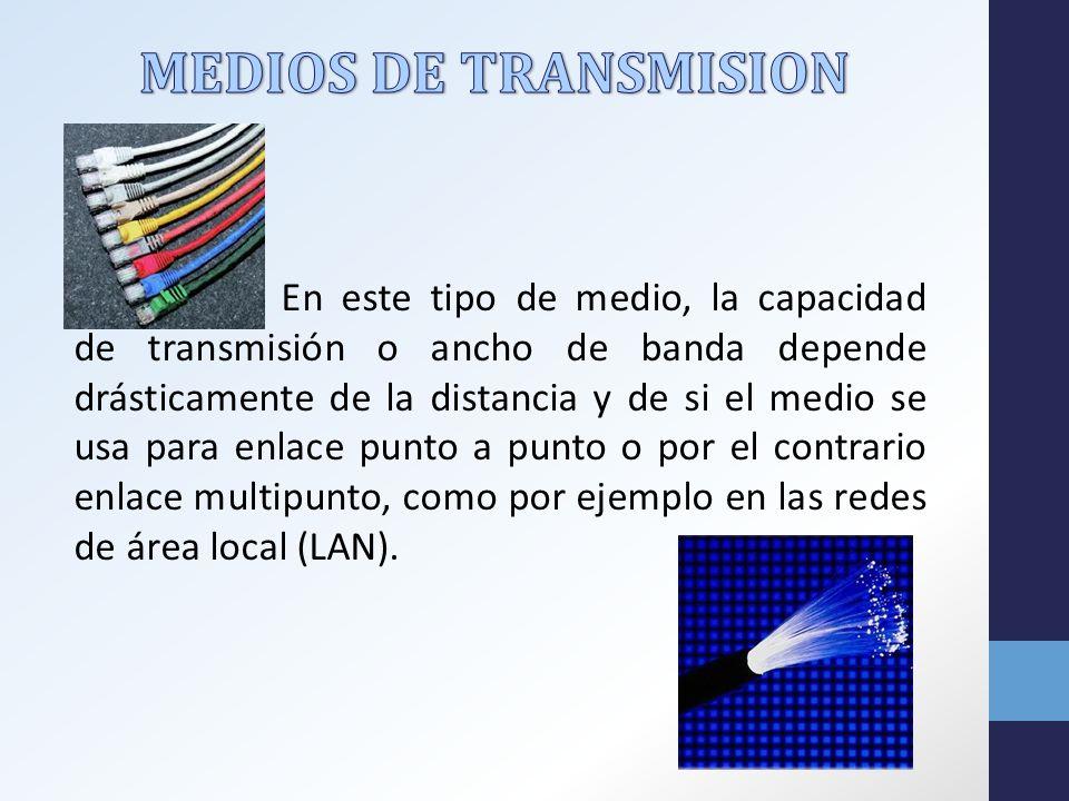 MEDIOS DE TRANSMISION