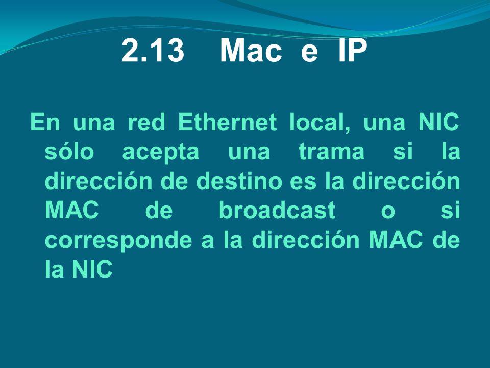 2.13 Mac e IP