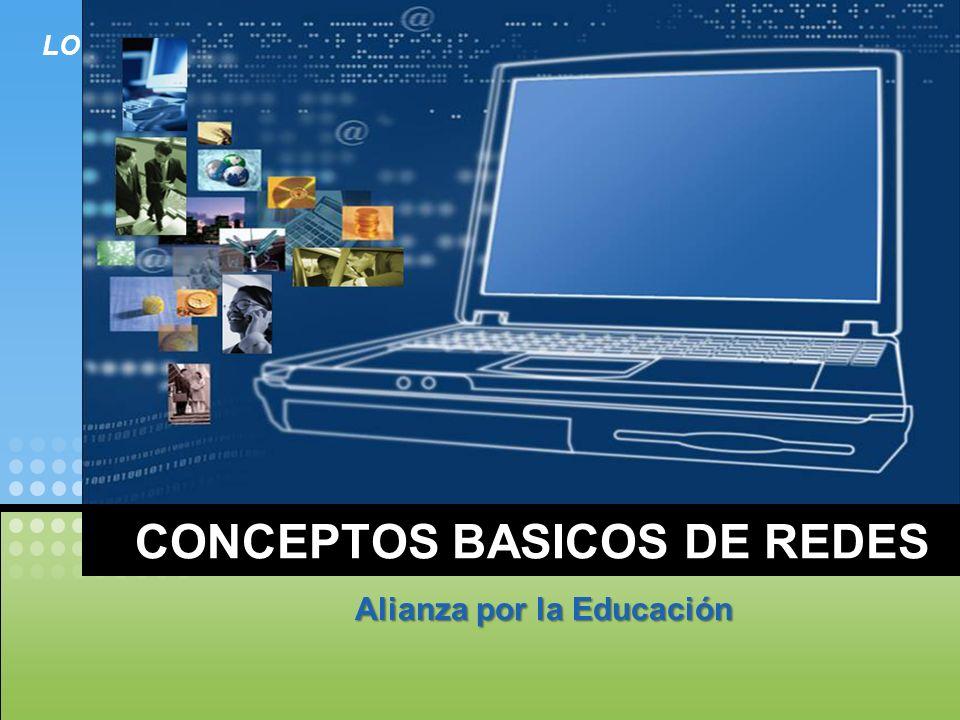 CONCEPTOS BASICOS DE REDES