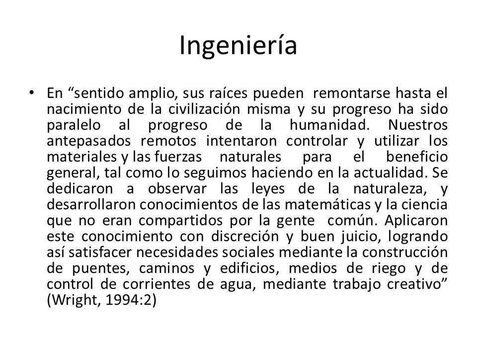 Ingeniería
