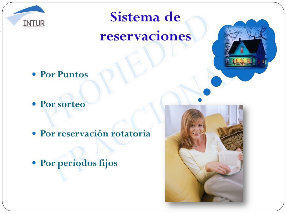 Sistema de reservaciones