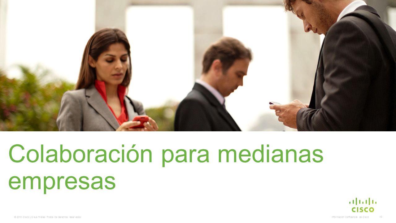 Colaboración para medianas empresas