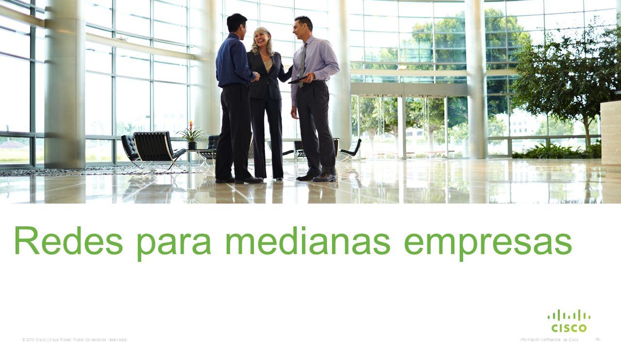 Redes para medianas empresas