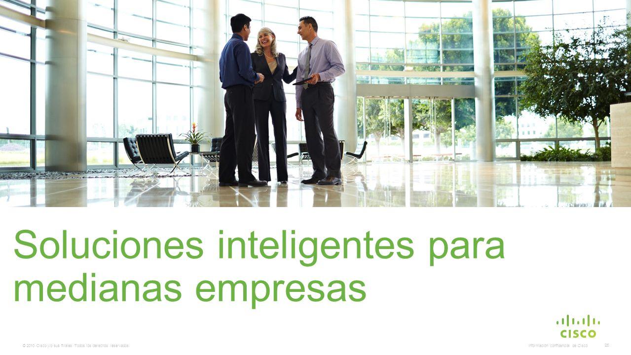 Soluciones inteligentes para medianas empresas