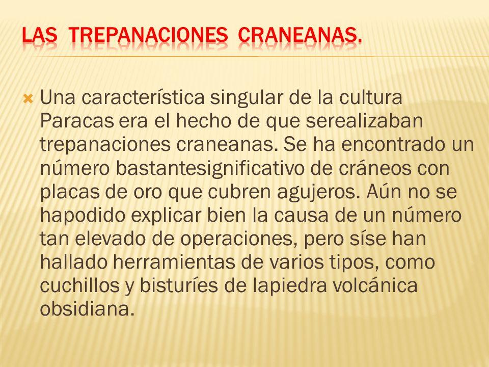 Las Trepanaciones Craneanas.