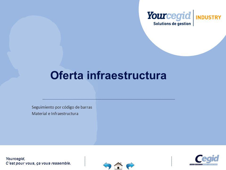 Oferta infraestructura