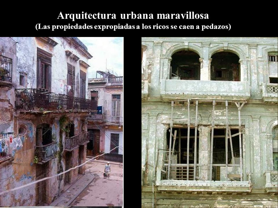 Arquitectura urbana maravillosa