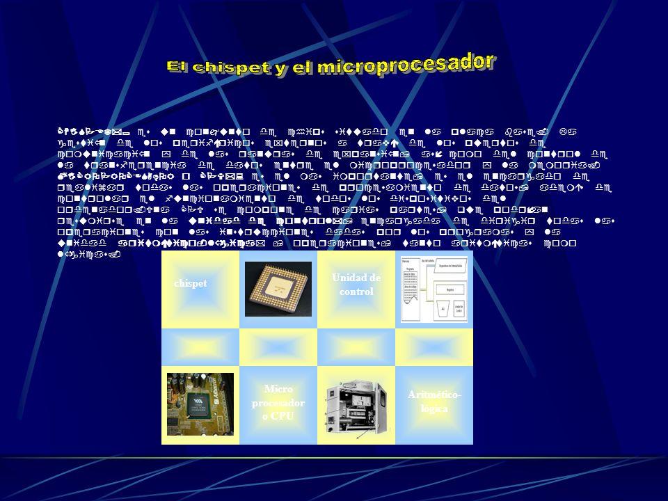 El chispet y el microprocesador