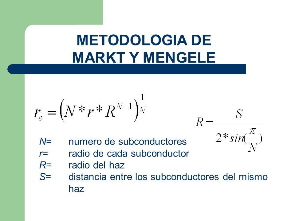 METODOLOGIA DE MARKT Y MENGELE