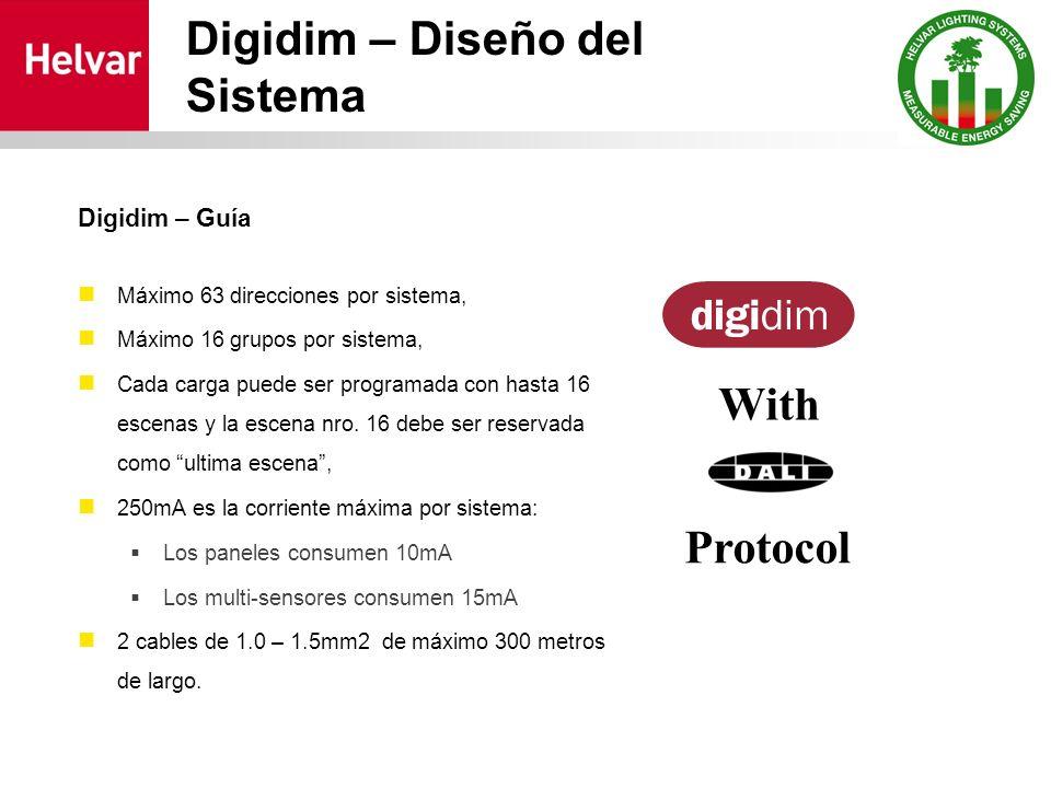 Digidim – Diseño del Sistema
