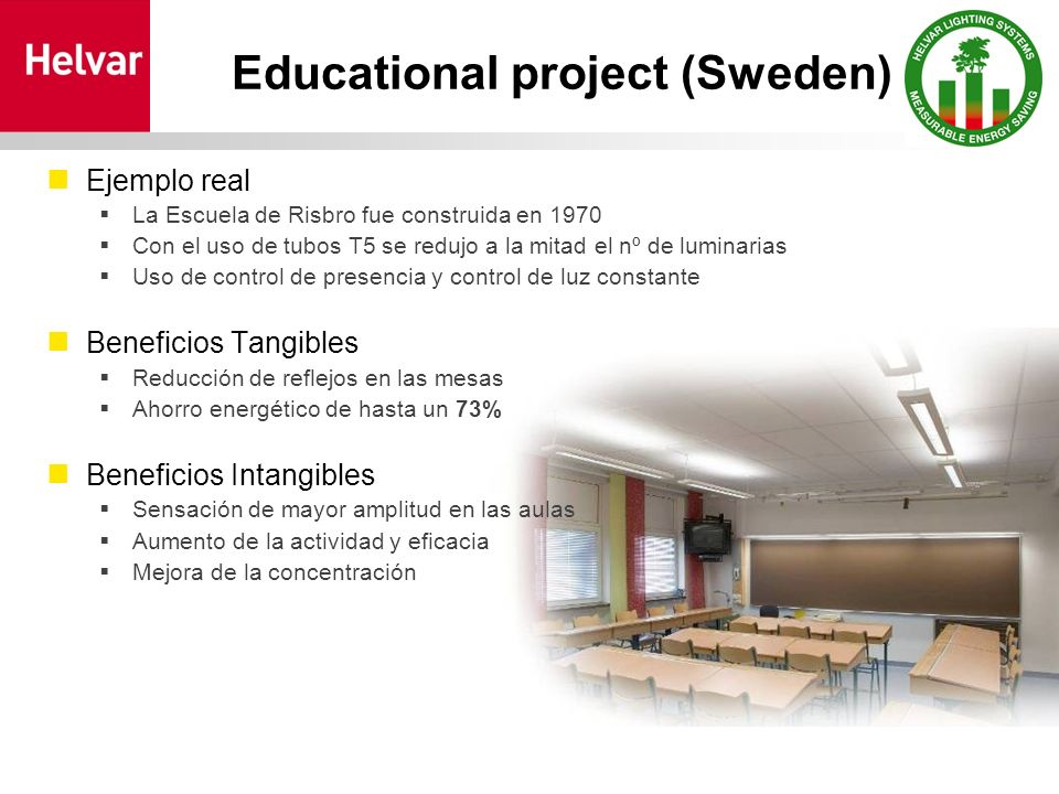 Educational project (Sweden)