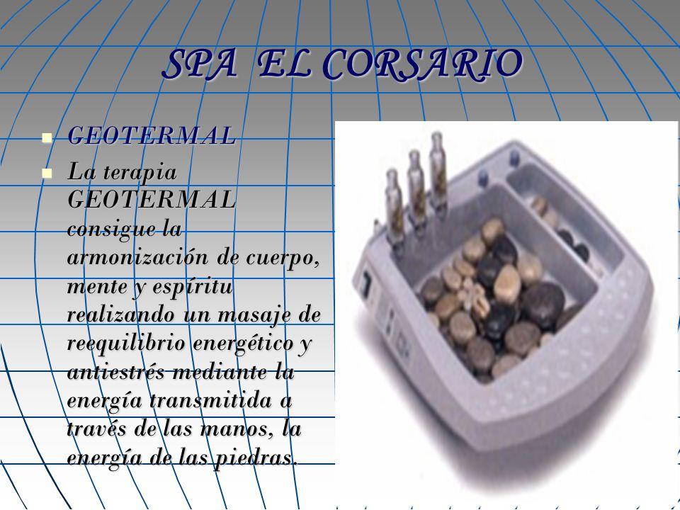 SPA EL CORSARIO GEOTERMAL