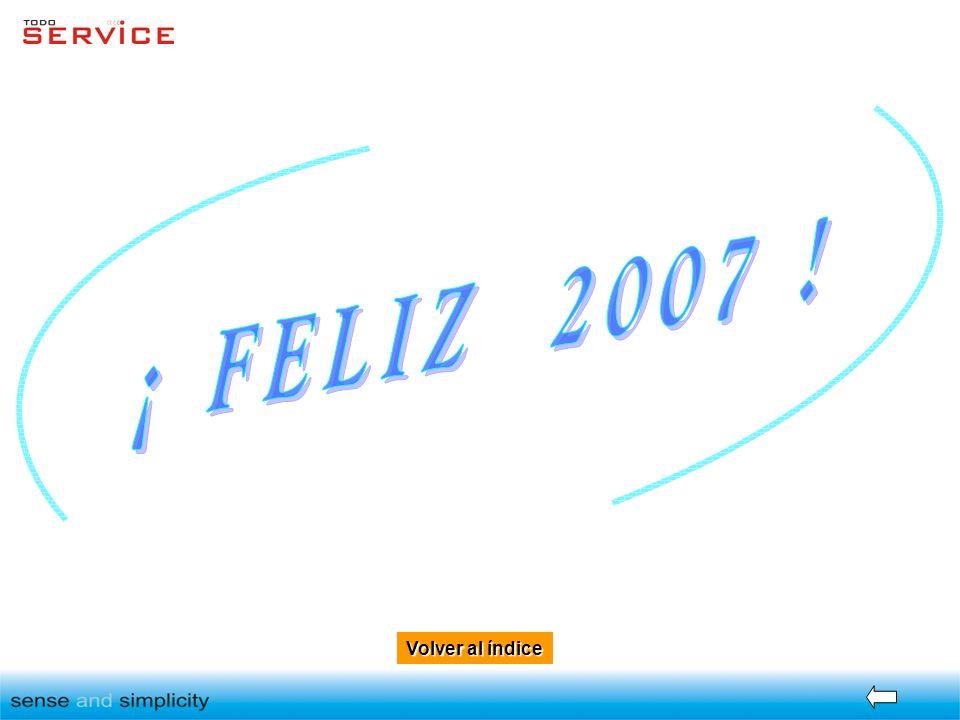 ¡ FELIZ 2007 ! Volver al índice