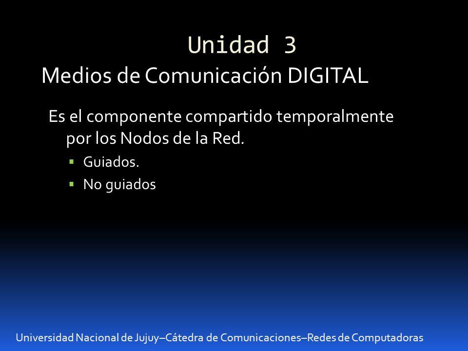 Unidad 3 Medios de Comunicación DIGITAL