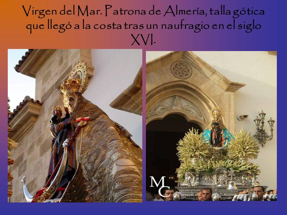 Virgen del Mar.