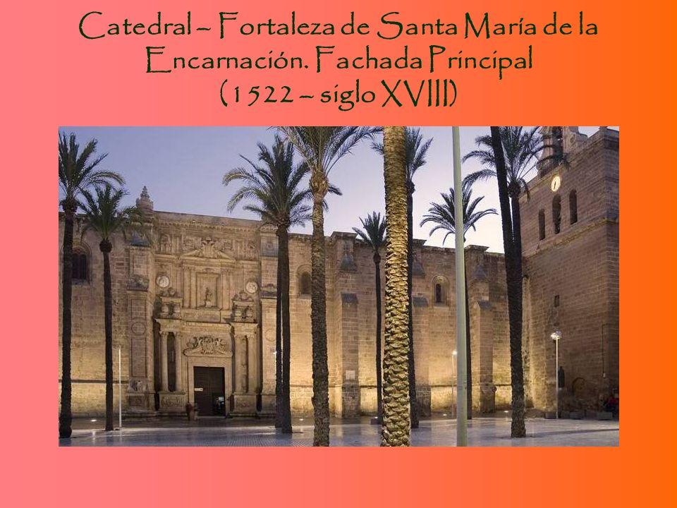 Catedral – Fortaleza de Santa María de la Encarnación