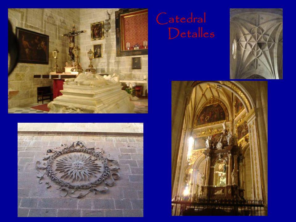 Catedral Detalles