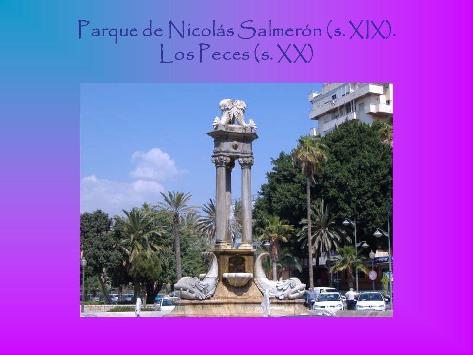 Parque de Nicolás Salmerón (s. XIX). Los Peces (s. XX)