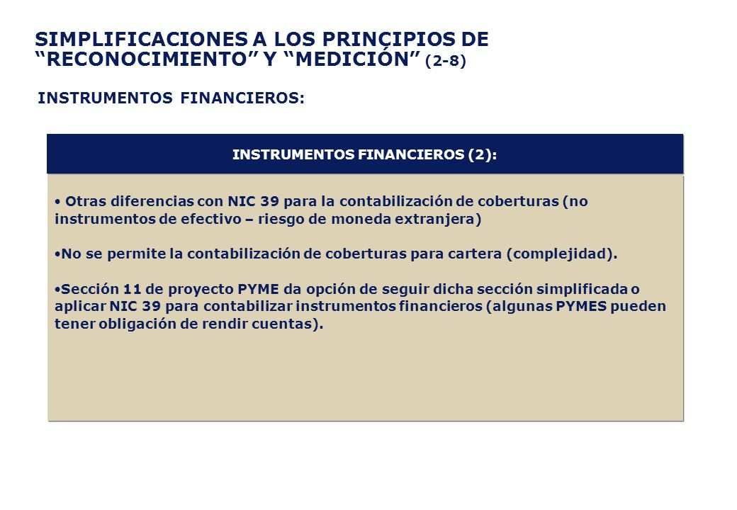 INSTRUMENTOS FINANCIEROS (2):
