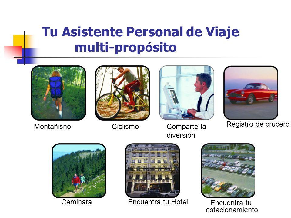 Tu Asistente Personal de Viaje multi-propósito