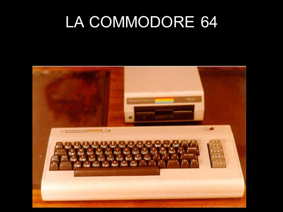 LA COMMODORE 64