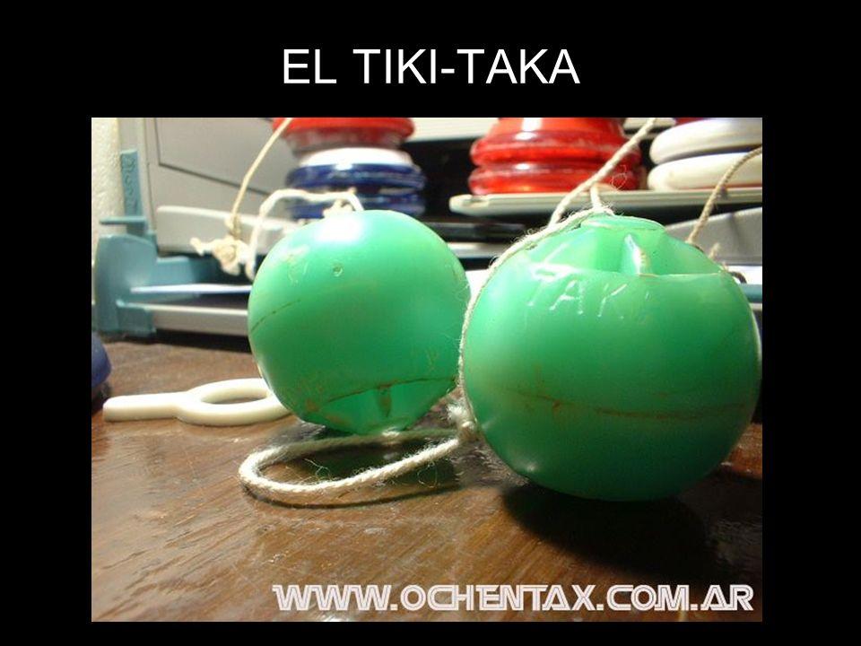 EL TIKI-TAKA