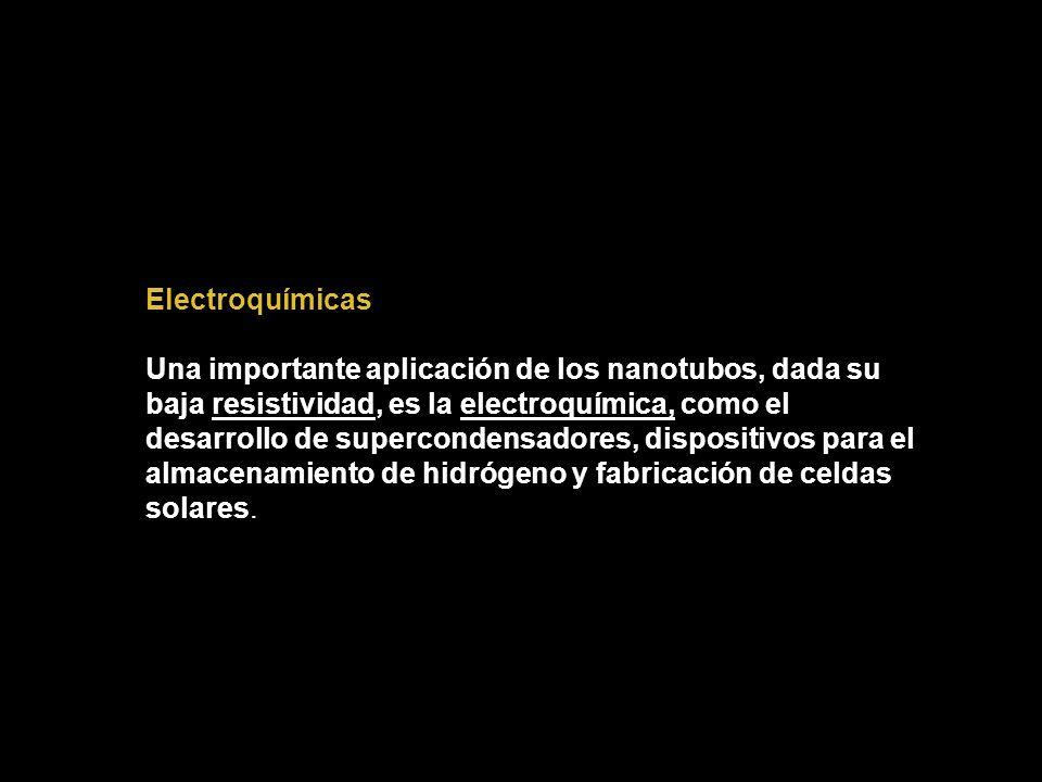 Electroquímicas