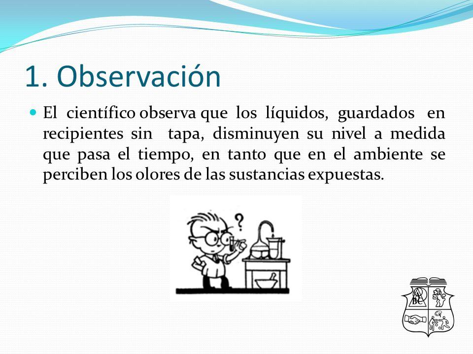 1. Observación