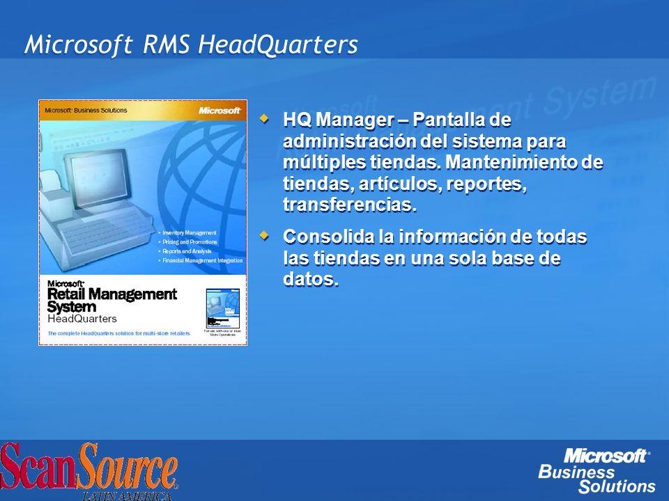 Microsoft RMS HeadQuarters