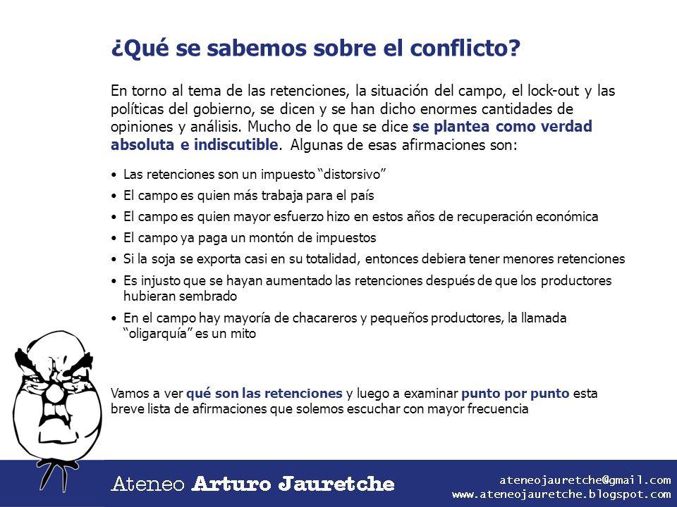 ¿Qué se sabemos sobre el conflicto