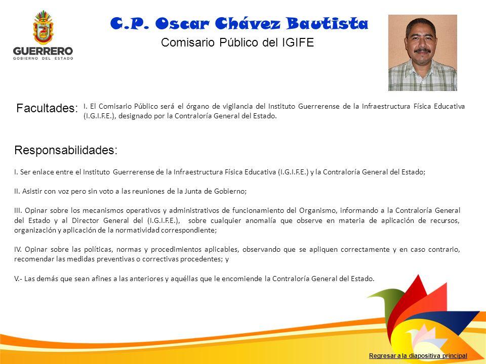 Comisario Público del IGIFE