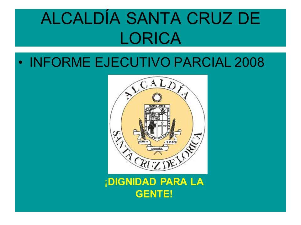 ALCALDÍA SANTA CRUZ DE LORICA
