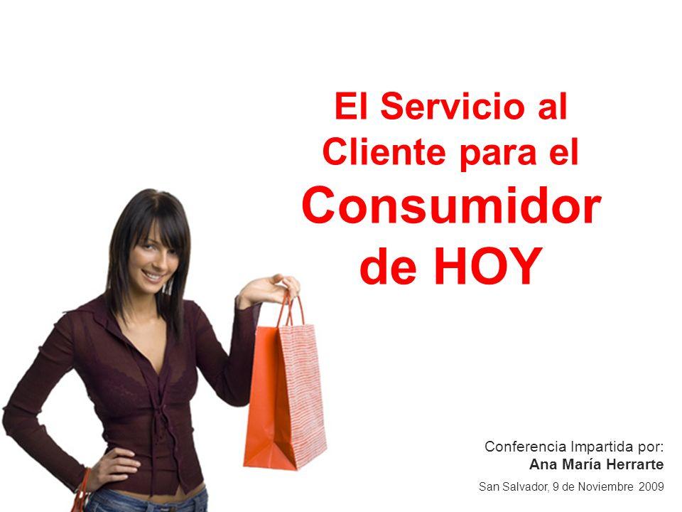 El Servicio al Cliente para el Consumidor de HOY