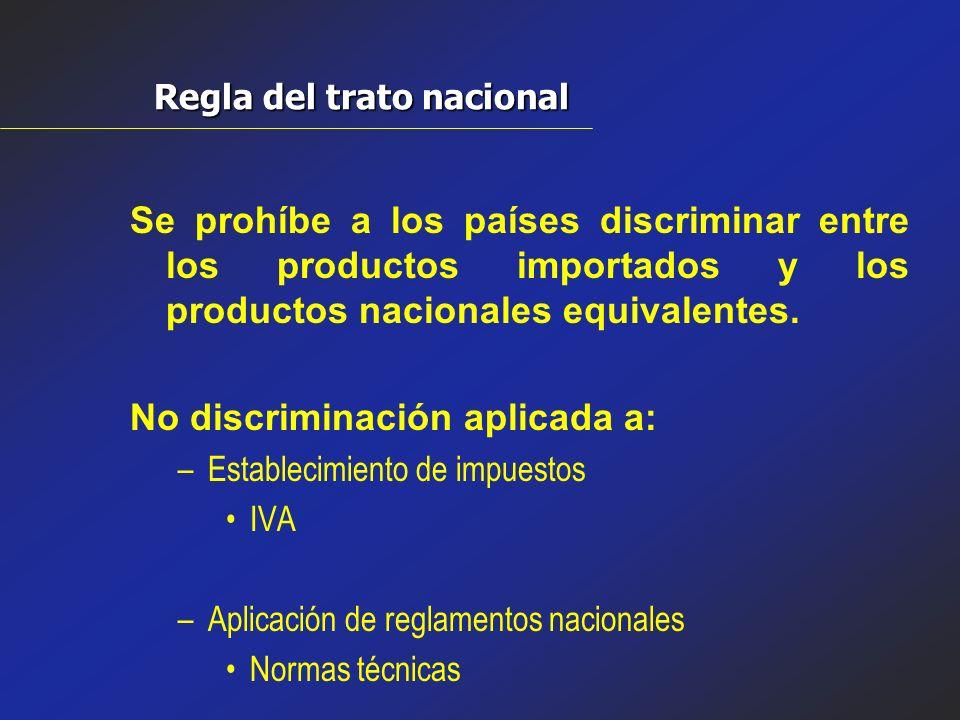 Regla del trato nacional