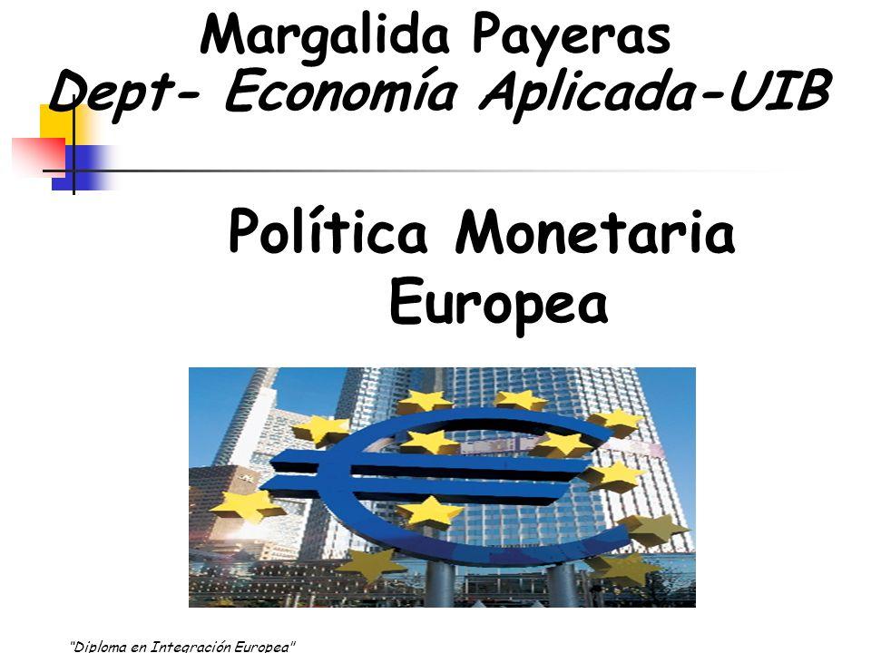 Margalida Payeras Dept- Economía Aplicada-UIB