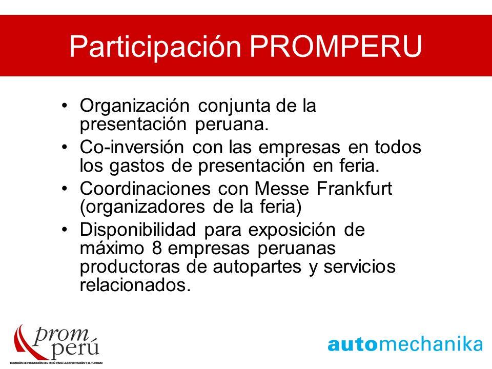 Participación PROMPERU