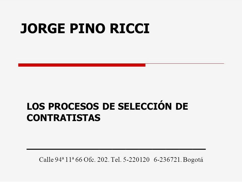 Calle 94ª 11ª 66 Ofc. 202. Tel. 5-220120 6-236721. Bogotá