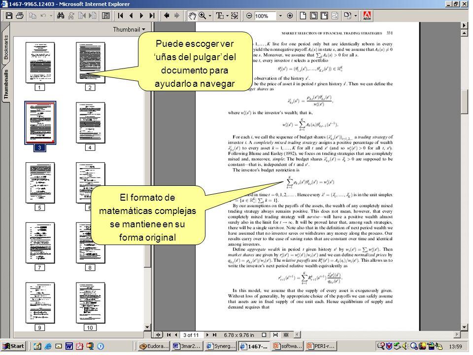 El formato de matemáticas complejas se mantiene en su forma original