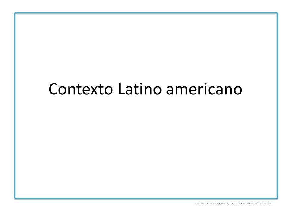 Contexto Latino americano