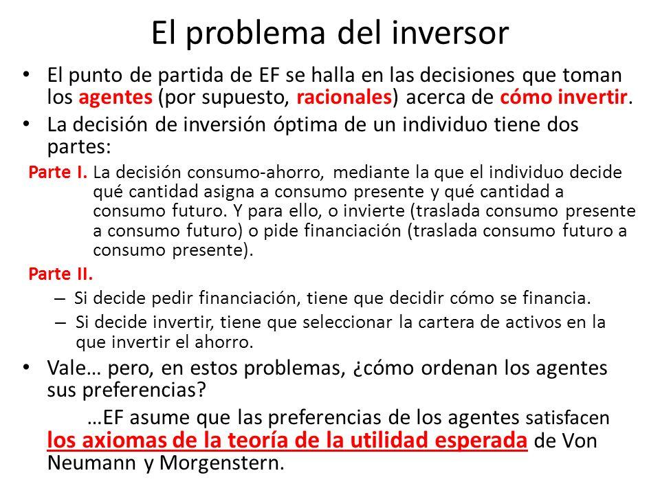El problema del inversor