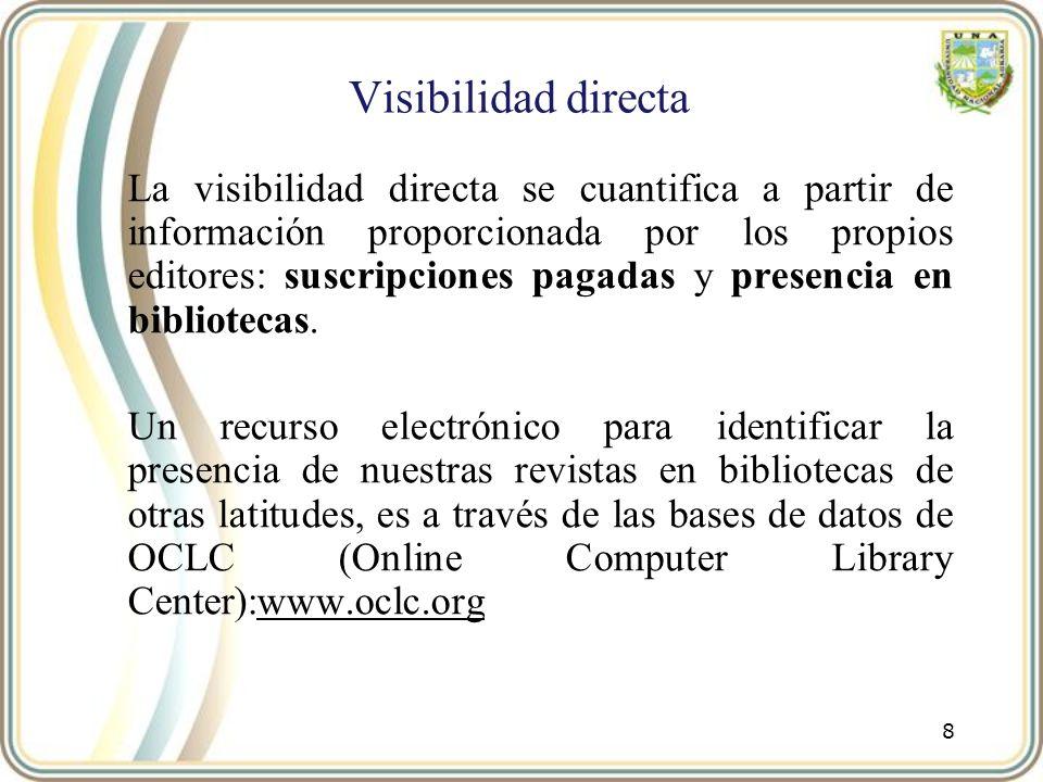 Visibilidad directa