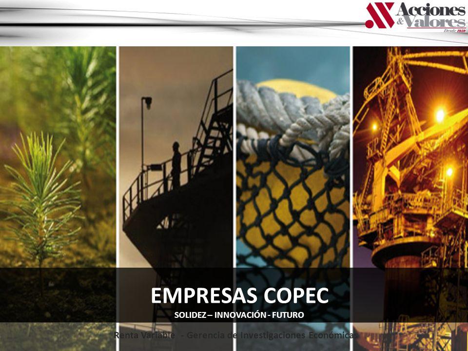 EMPRESAS COPEC Renta Variable - Gerencia de Investigaciones Económicas