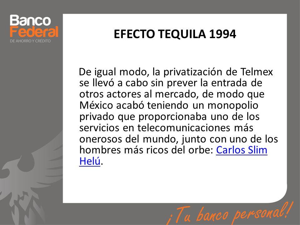 EFECTO TEQUILA 1994