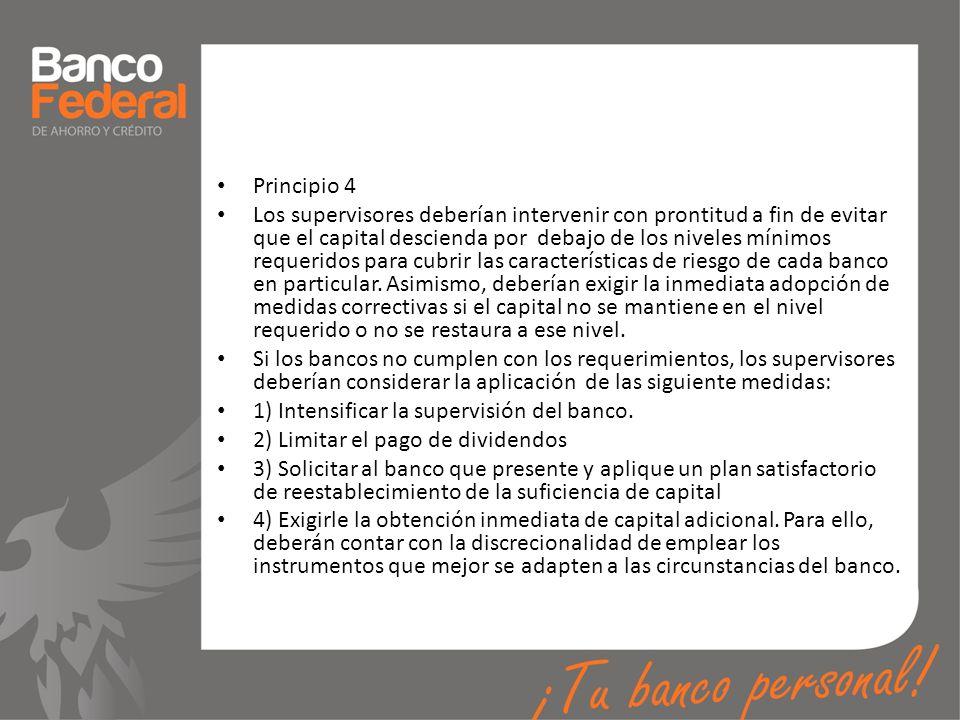 Principio 4