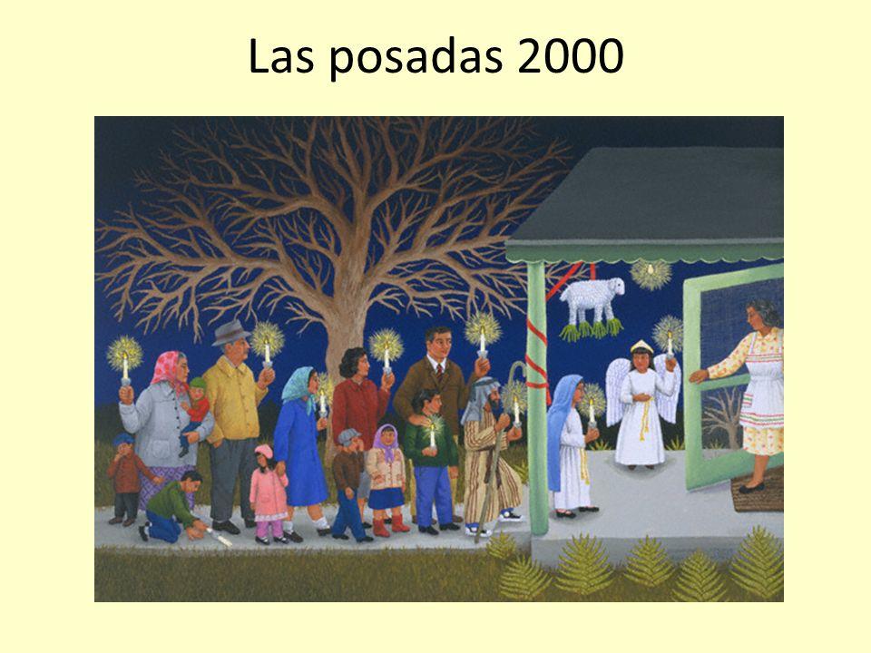 Las posadas 2000